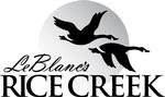 LeBlanc's Rice Creek Hunting & Recreation