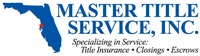 Master Title Service, Inc.