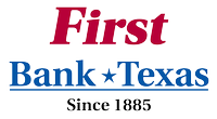 First Bank Texas - No. Judge Ely