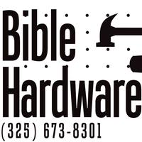 Bible Hardware