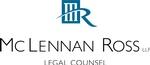 McLennan Ross LLP, Legal Counsel
