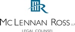 McLennan Ross LLP, Legal Counsel