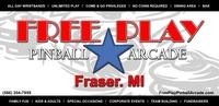 Freeplay Pinball Arcade