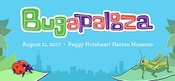 Bugapalooza 2017 at Peggy Notebaert Nature Museum