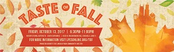 Taste of Fall 2017 with the Lincoln Park Community Shelter