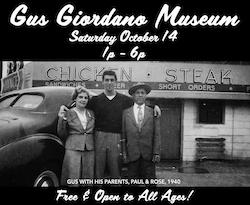 Gus Giordano Museum