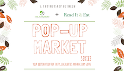 Read It & Eat Pop-Up Market Series