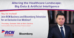 Altering the Healthcare Landscape: Big Data and Artificial Intelligence with RCN Business