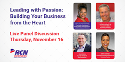 RCN Presents Leading with Passion: Building Your Business from the Heart