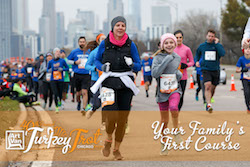 40th Annual Turkey Trot Chicago