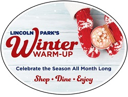 Lincoln Park's Winter Warm-Up on Armitage Avenue