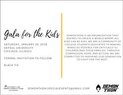 DemonTHON's 100 Day Gala
