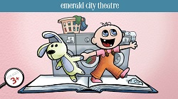 Emerald City Theatre's Knuffle Bunny: A Cautionary Musical Opening Day