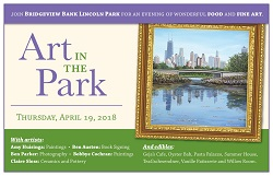 Art in the Park at Bridgeview Bank