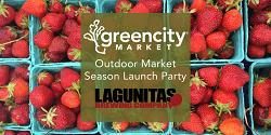 Green City Market Outdoor Season Launch Party