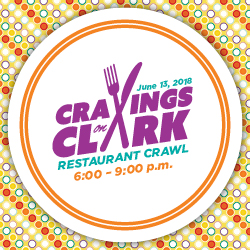 Cravings on Clark 2018