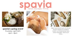 Spavia Day Spa Spring Event