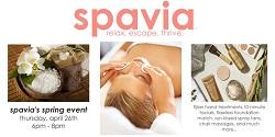 Spavia Day Spa Spring Event