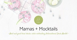 Mamas + Mocktails: Meet and greet local doulas at Roots Family Chiropractic