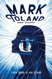 Mark Toland Mind Reader Opening Night at Greenhouse Theater Center