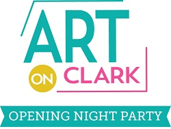 Art on Clark Opening Night Party 2018