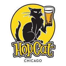 100 Taps – Illinois Beer Tap Takeover at HopCat