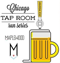 Chicago Tap Room Run Series at Maplewood