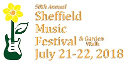 Sheffield Music Fest & Garden Walk 2018