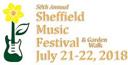 Sheffield Music Fest & Garden Walk 2018