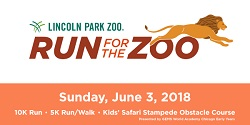 Run for the Zoo at Lincoln Park Zoo