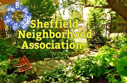Concert at Trebes Park with the Sheffield Neighborhood Association