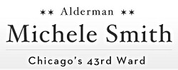 City Stickers Available in 43rd Ward