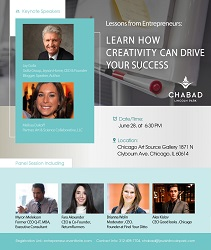 Lessons From Entrepreneurs: Learn How Creativity Can Drive Your Success with Chabad Lincoln Park