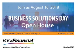 BankFinancial Business Solutions Day