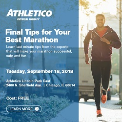 Final Tips for Your Best Marathon at Athletico