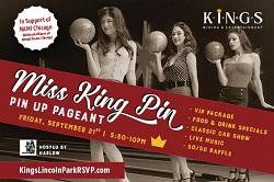 Miss King Pin at Kings Lincoln Park