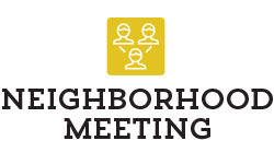 Community Meeting on Lincoln Yards with the Sheffield Neighborhood Association