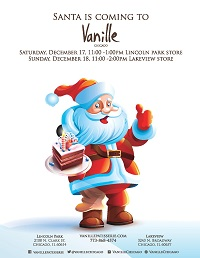 Santa is Coming to Vanille!