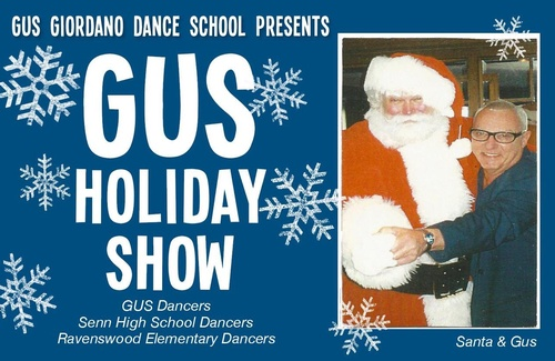 Gus Giordano Dance School Presents Gus Holiday Show