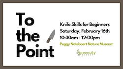 To the Point: Knife Skills for Beginners with Green City Market