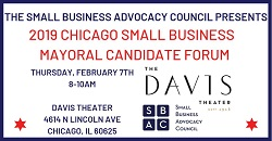 Chicago Small Business Mayoral Candidate Forum