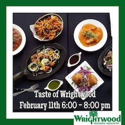 Taste of Wrightwood with Wrightwood Neighbors Association