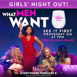What Men Want – Girls Night Out Early Access at Arclight