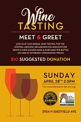 Wine Tasting Meet & Greet at Kirkwood