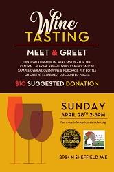 Wine Tasting Meet & Greet at Kirkwood