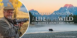 Thomas D. Mangelsen Lecture & Book Signing at the Peggy Notebaert Nature Museum