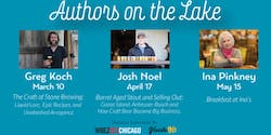 Authors on the Lake featuring Greg Koch