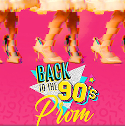 Back to the 90's Prom at Benchmark
