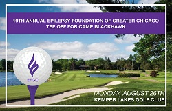 Tee Off For Camp Blackhawk with the Epilepsy Foundation of Greater Chicago