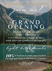 Wildwood Photography Grand Opening